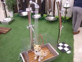 人工芝・立水栓・ペット用水栓