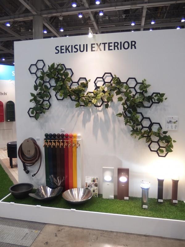 セキスイエクステリア 照明・立水栓