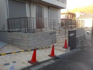 横浜市港北区 新築外構工事