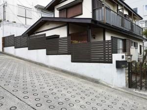 ブロック塀等改善事業 横浜市港南区