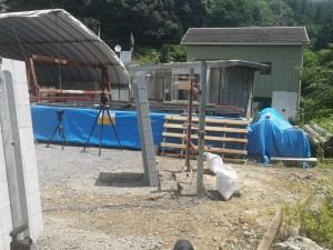 FITパワー ブロック塀耐震補強金具