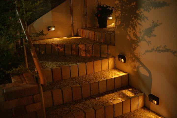 光の施工例