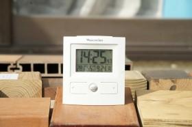 デッキ温度の計測