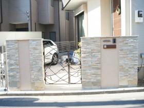 門壁 ミルストーン