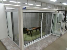 ガーデンルーム 折戸