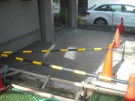 マイポートNext 土間コンクリート仕上げ