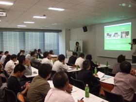 横浜でHPのみで集客している外構エクステリア会社のYAMASOのセミナー