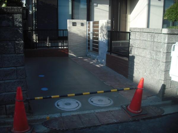 横浜市栄区外構工事
