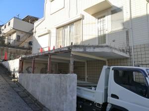 ブロック塀改善事業例 横浜市旭区